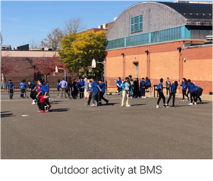 Outdoor Activity at BMS